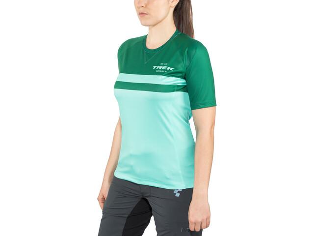 Bontrager Rhythm Tech Tee Damen miami/british racing green